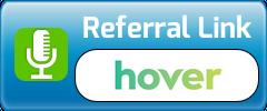 Hover.com Referral Link