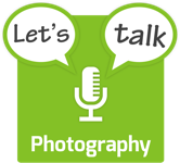 Let's Talk Photography Logo