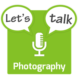 Let's Talk Photography Logo