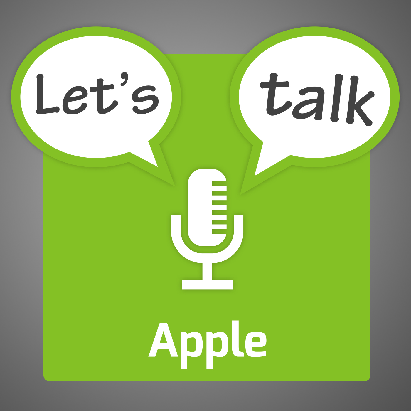 Let's Talk Apple